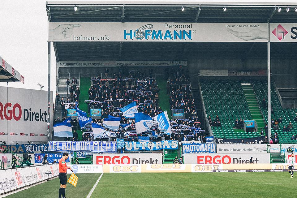 SpVgg Fürth – Bochum