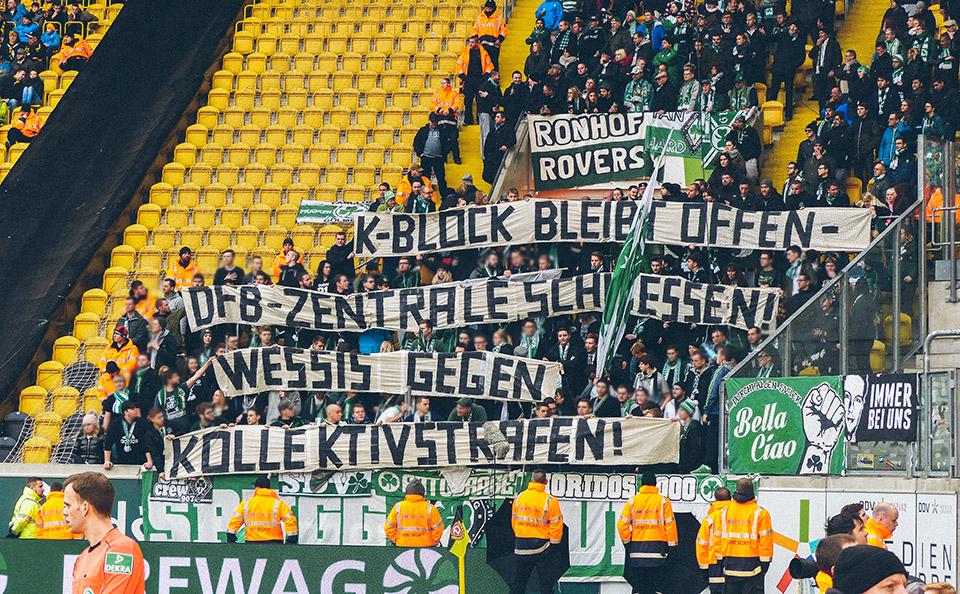 Dynamo Dresden – SpVgg Fürth