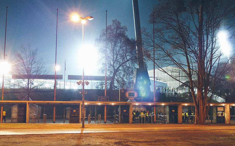 KSC – SpVgg Fürth