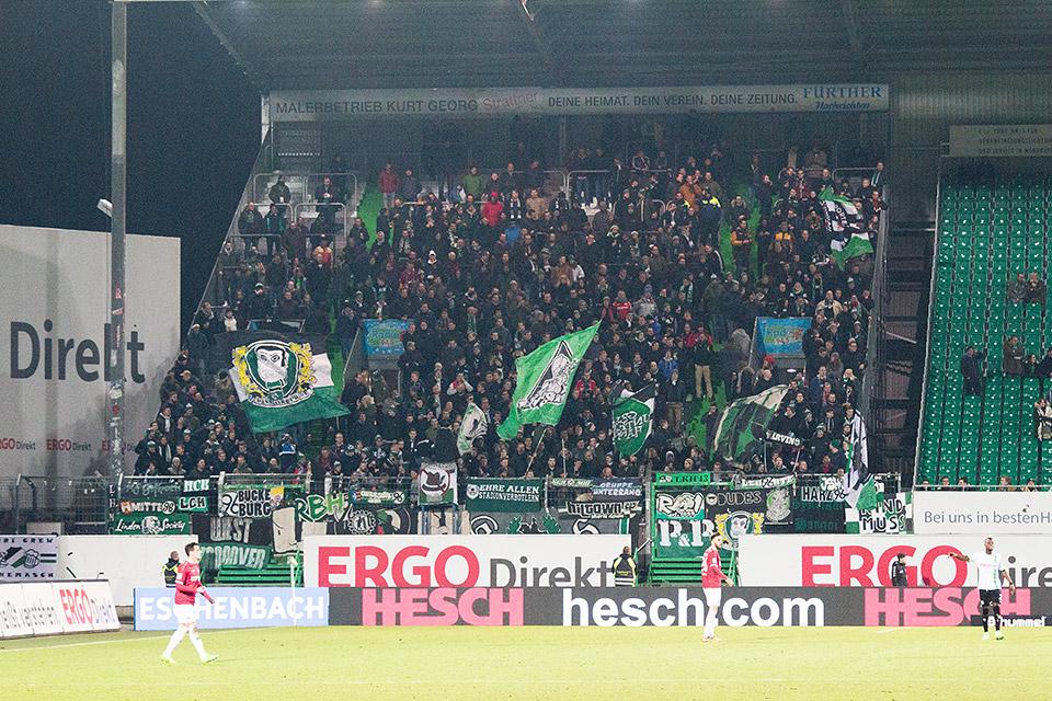 SpVgg Fürth – Hannover