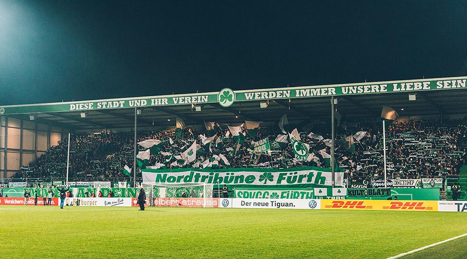 SpVgg Fürth – Gladbach