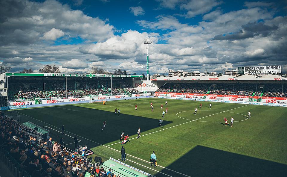 SpVgg Fürth – FCN Frankenderby