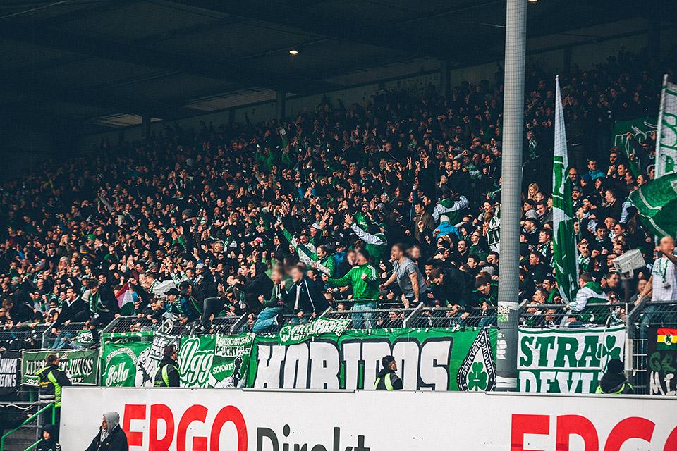 SpVgg Fürth – Stuttgart