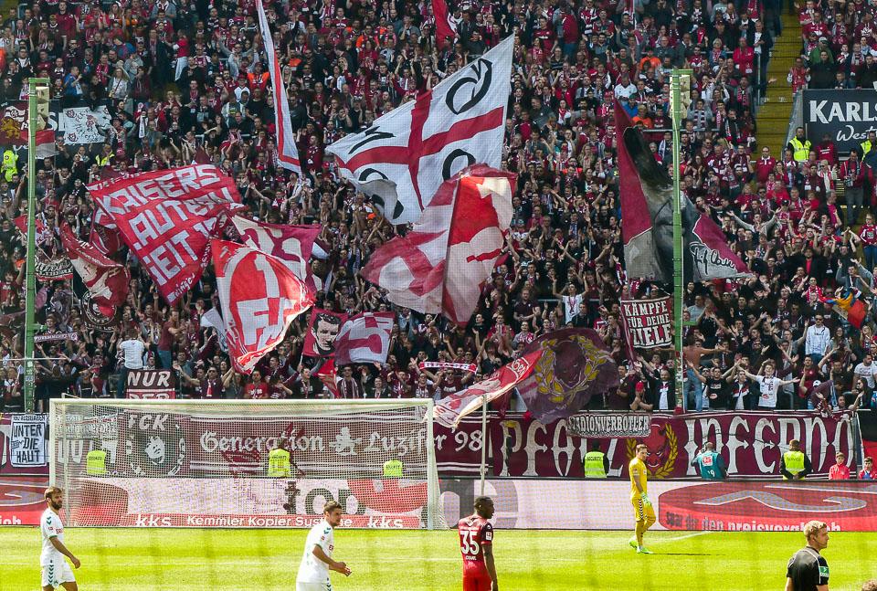 Kaiserslautern – SpVgg Fürth