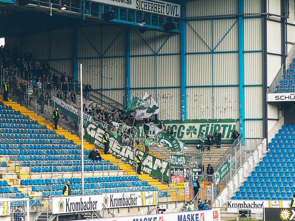 Bielefeld - SpVgg Fürth