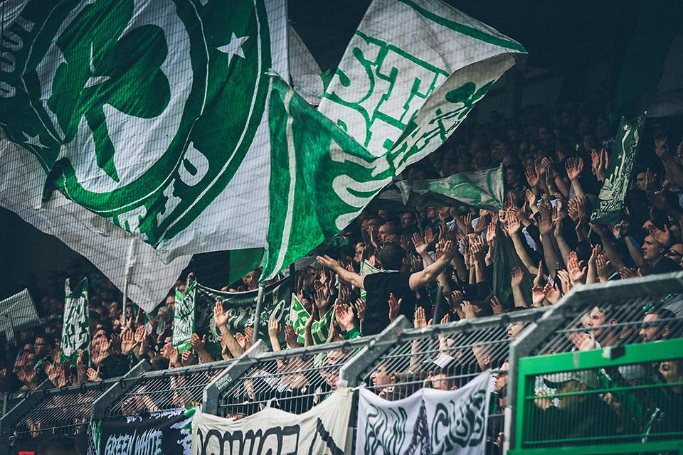 SpVgg Fürth – KSC