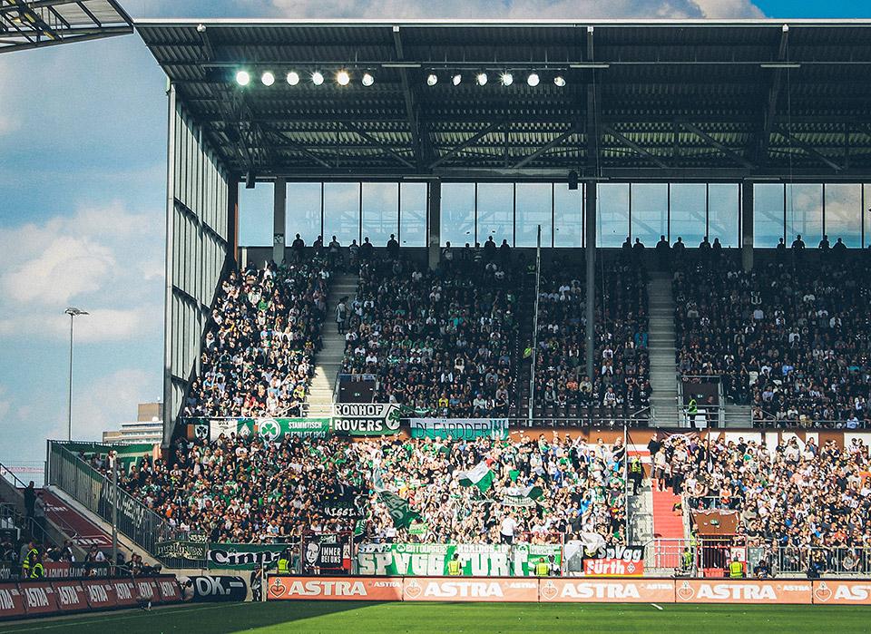 St.Pauli – SpVgg Fürth