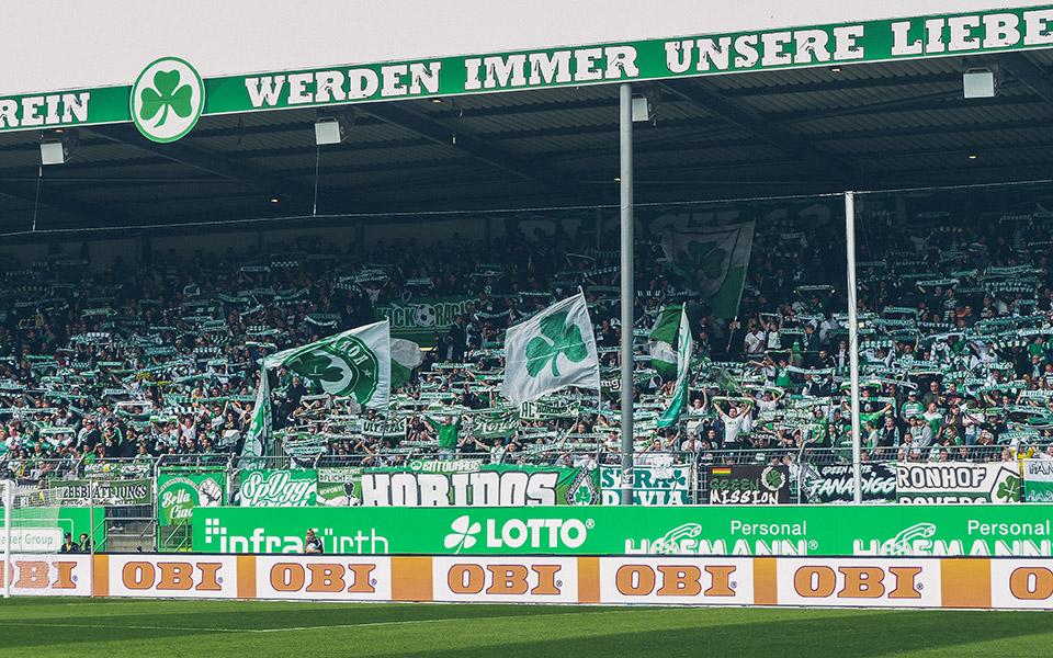 SpVgg Fürth – Düsseldorf