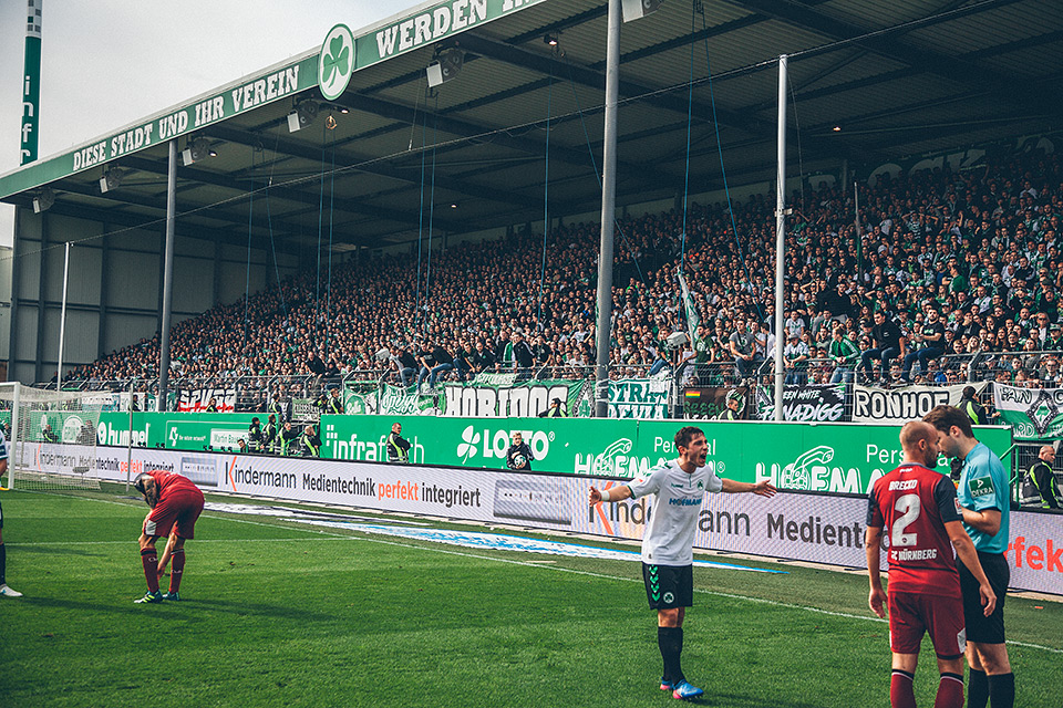 SpVgg Fürth – Nürnberg