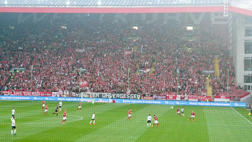 FCK – SpVgg Fürth