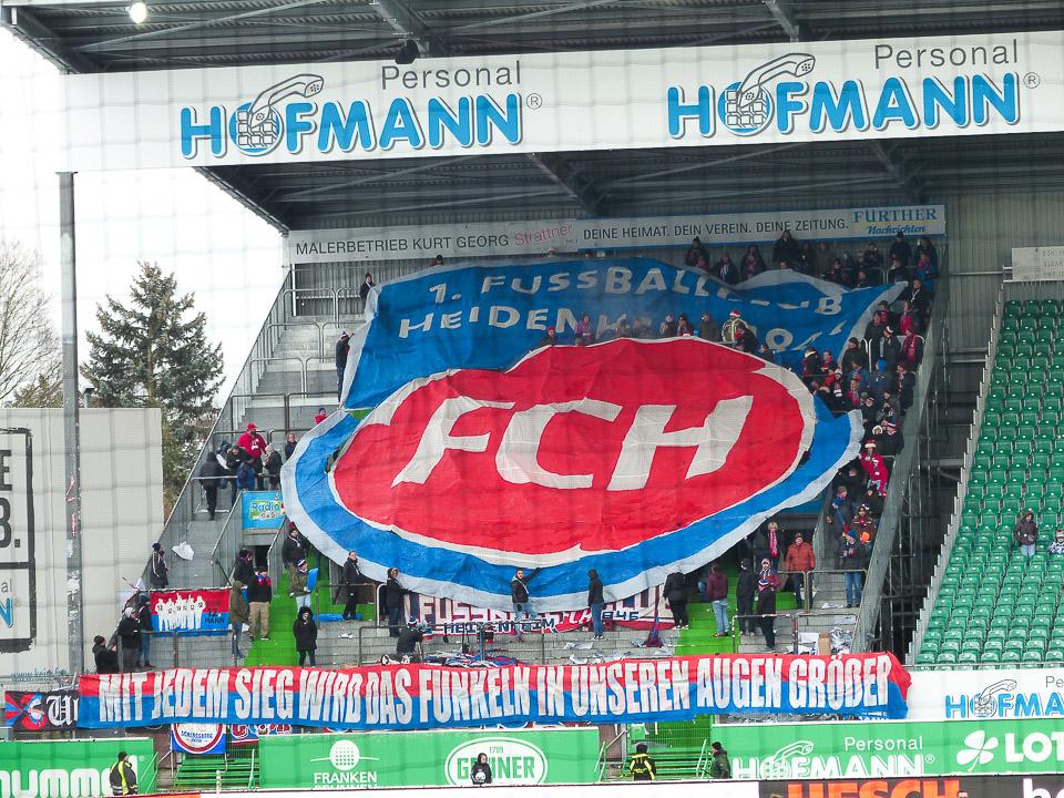 SpVgg Fürth – Heidenheim