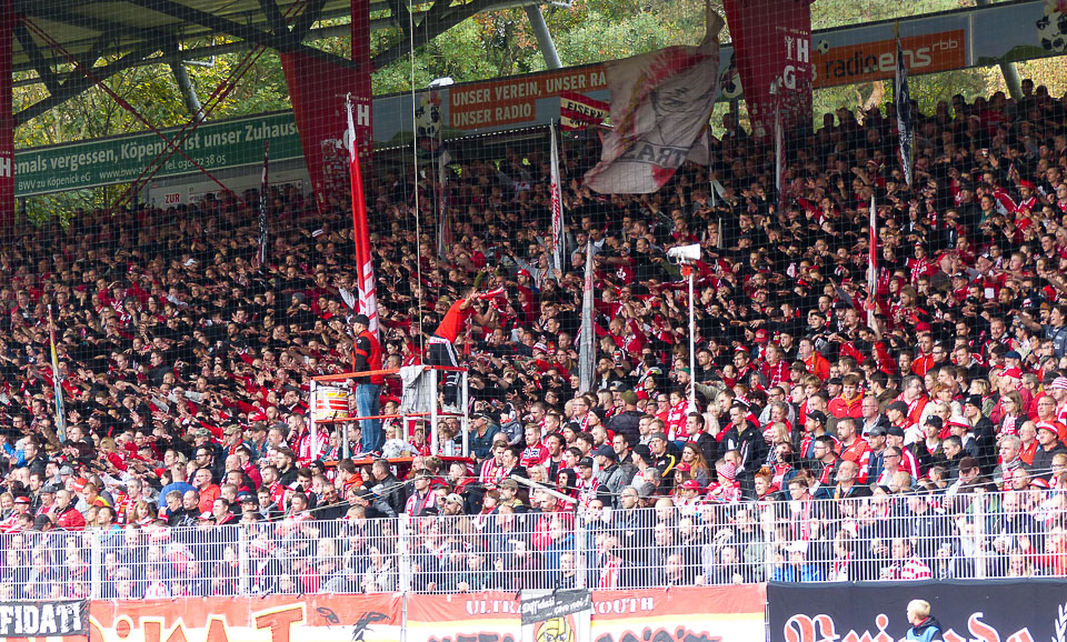 Union Berlin – SpVgg fürth