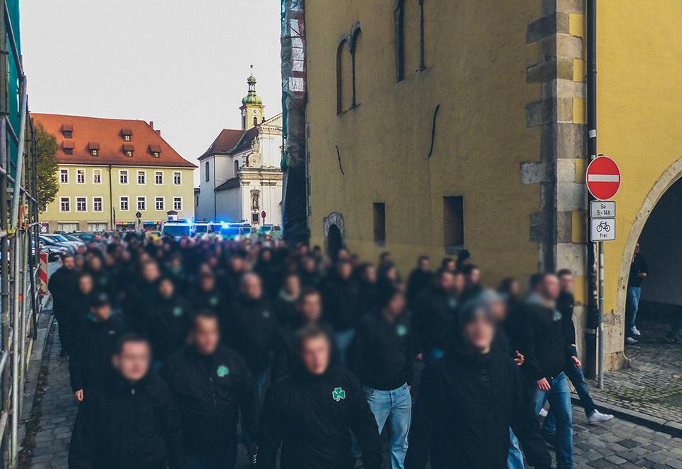 SSV Jahn Regensburg – SpVgg Fürth