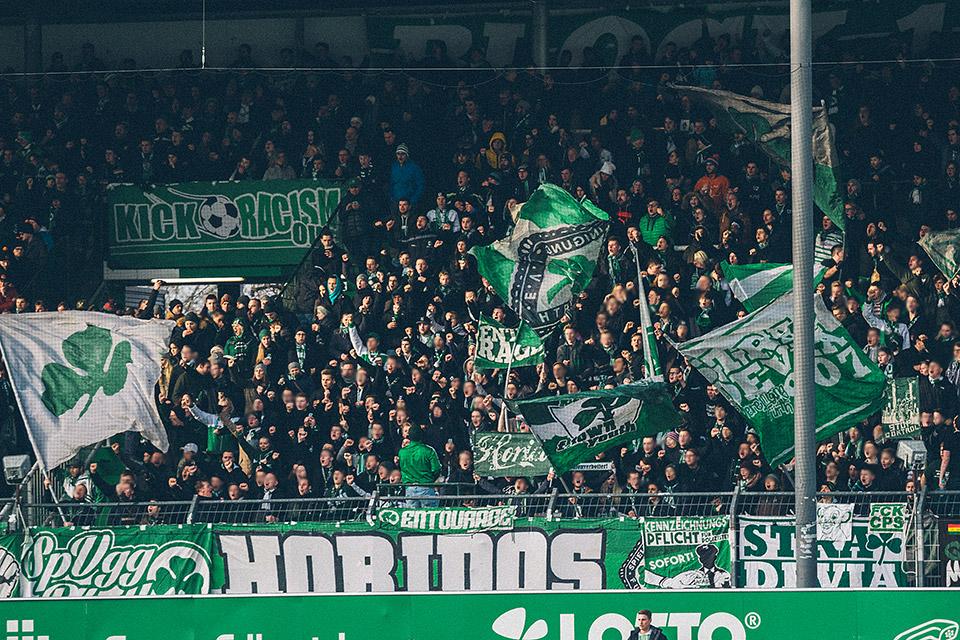 SpVgg Fürth – St.Pauli