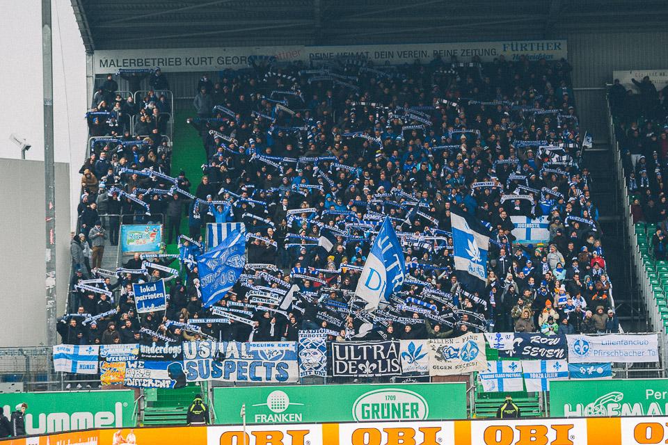 SpVgg Fürth – Darmstadt 98
