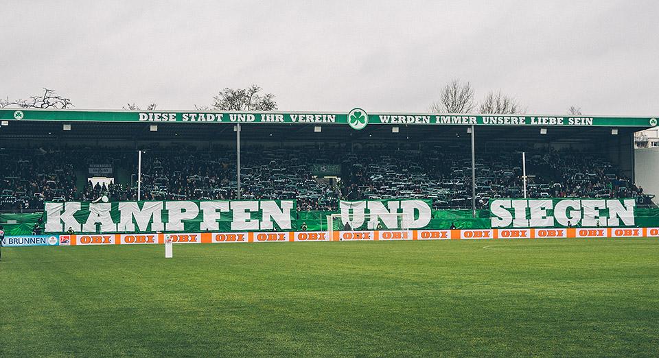 SpVgg Fürth – Dynamo Dresden