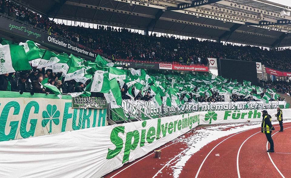 Nürnberg – SpVgg Fürth