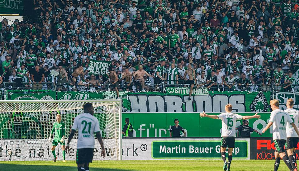 SpVgg Fürth – MSV Duisburg