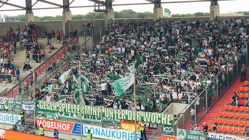 Ingolstadt – SpVgg Fürth