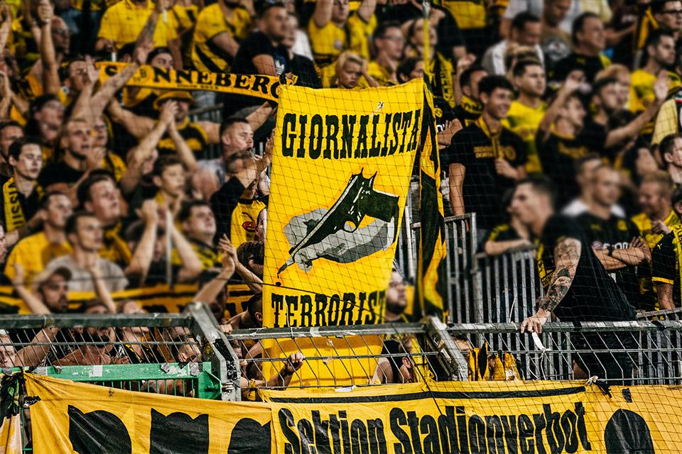 SpVgg Fürth – Dortmund