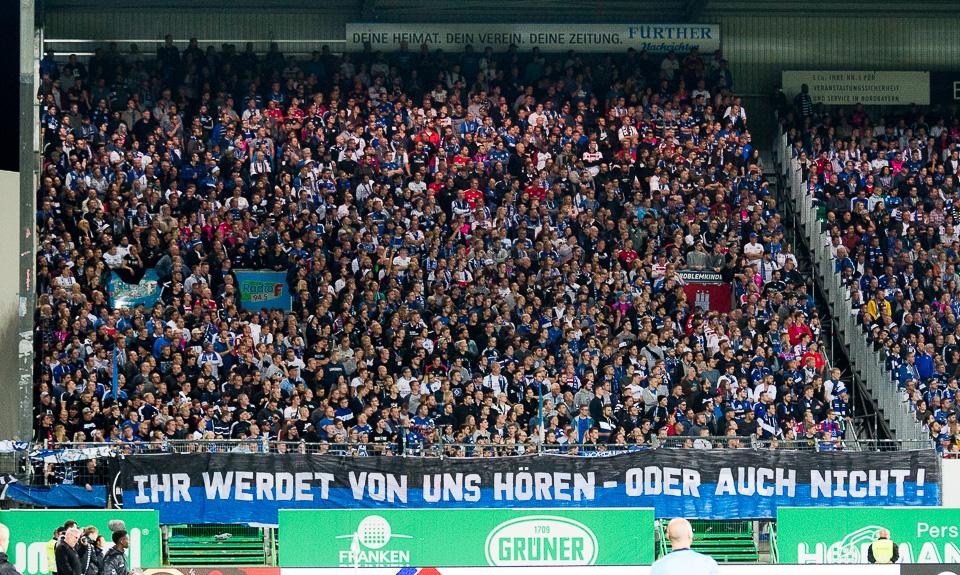 SpVgg Fürth – HSV