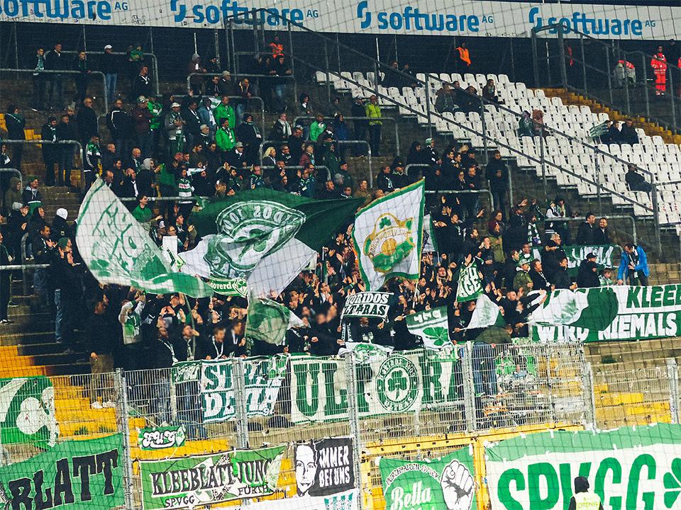 Darmstadt – SpVgg Fürth