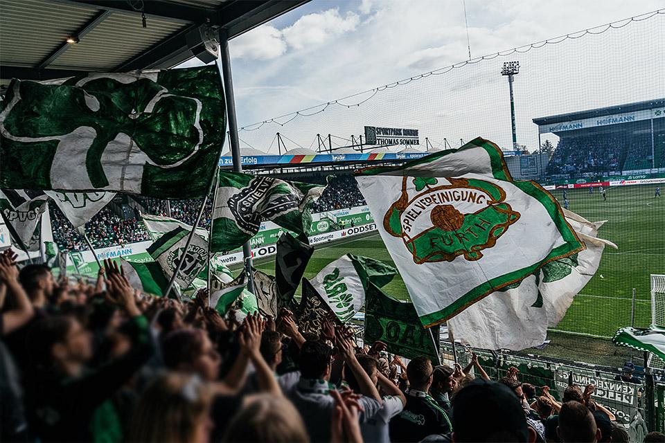 SpVgg Fürth - Darmstadt 98
