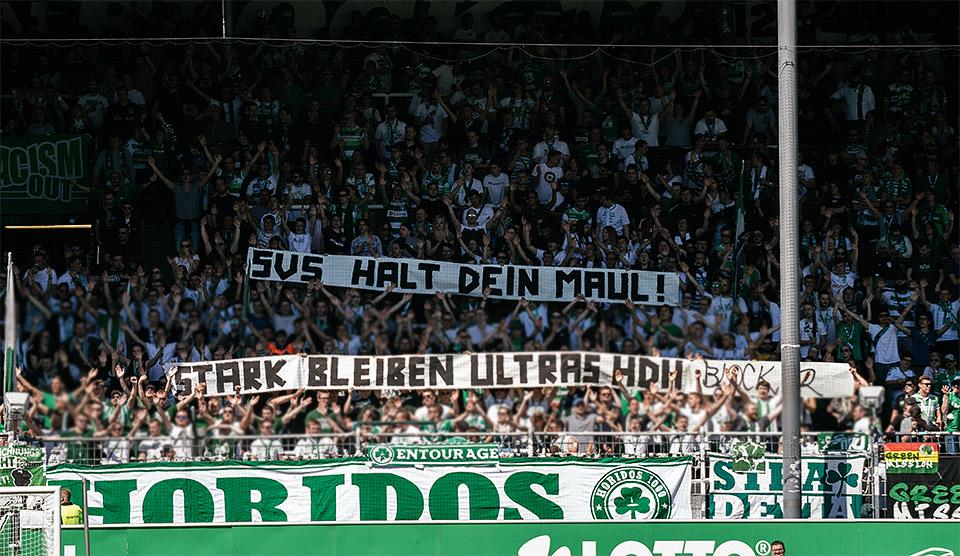 SpVgg Fürth – Union Berlin