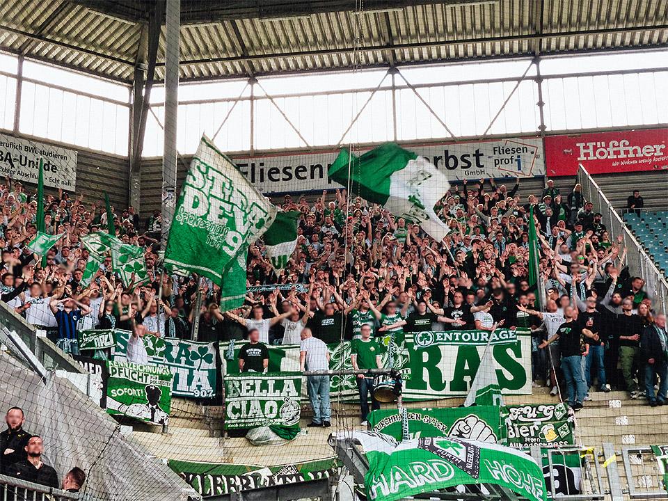 Magdeburg – SpVgg Fürth