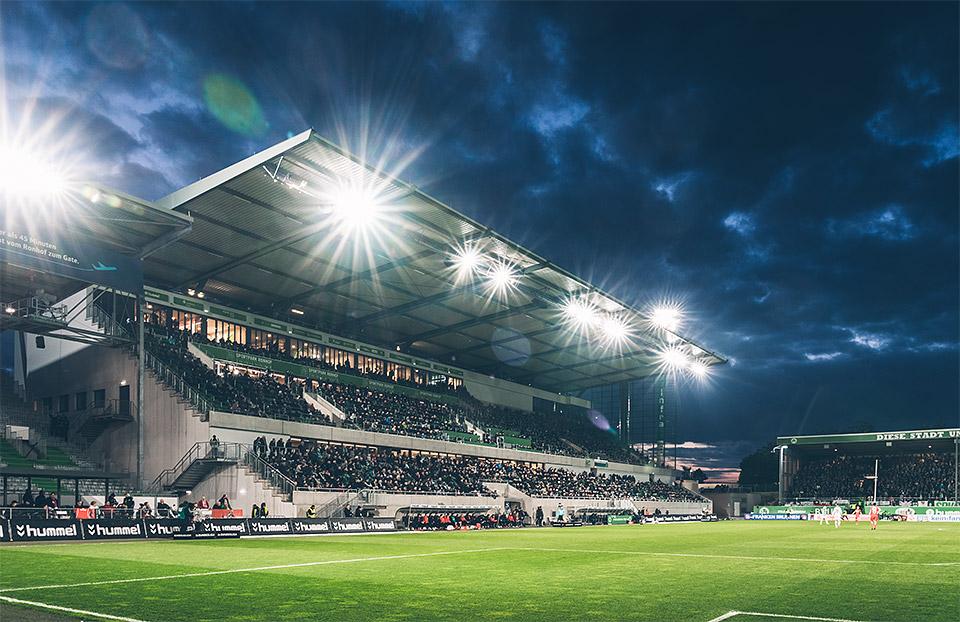 SpVgg Fürth – Köln