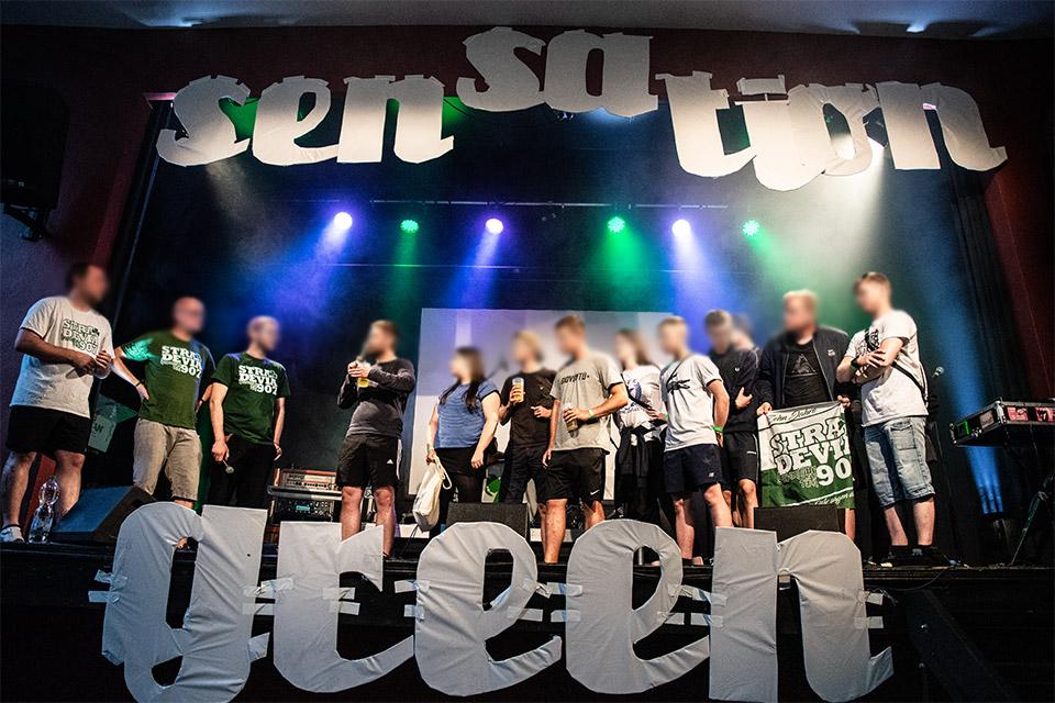 Sensation Green – 10 Jahre Stradevia