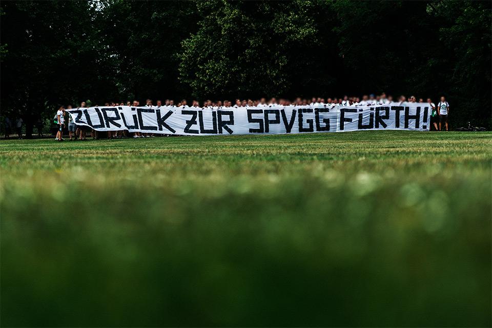 SpVgg Fürth – Wismut Aue