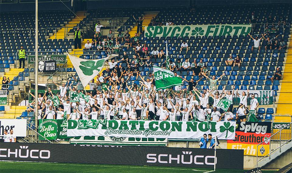 Bielefeld – SpVgg Fürth
