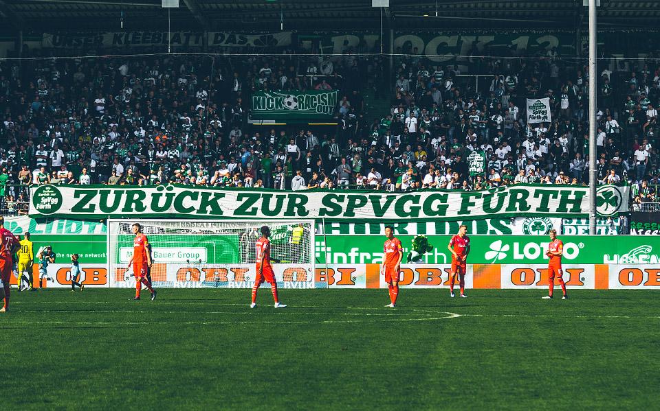 SpVgg Fürth – Holstein Kiel