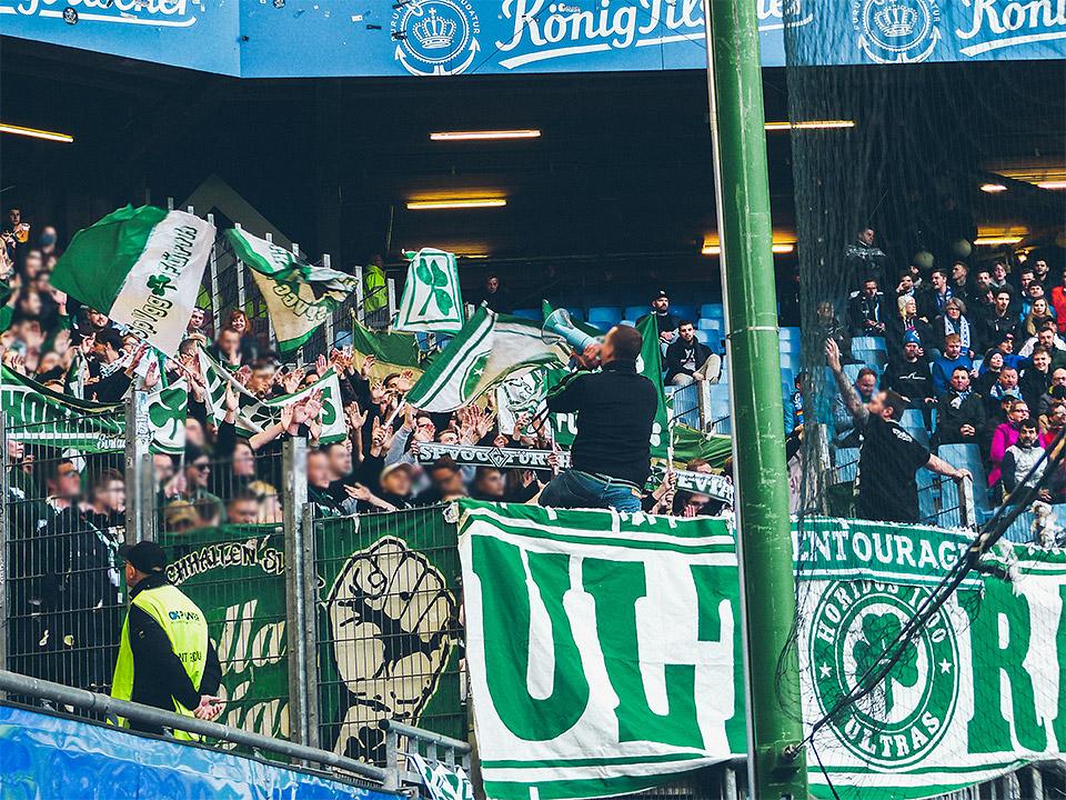 HSV – SpVgg Fürth