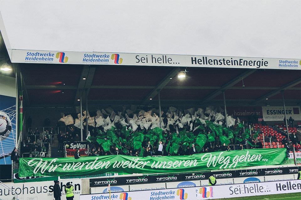 Heidenheim – SpVgg Fürth