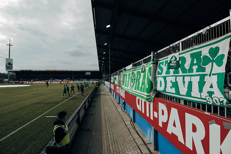 Kiel – SpVgg Fürth