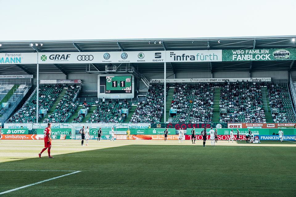 SpVgg Fürth – Osnabrück