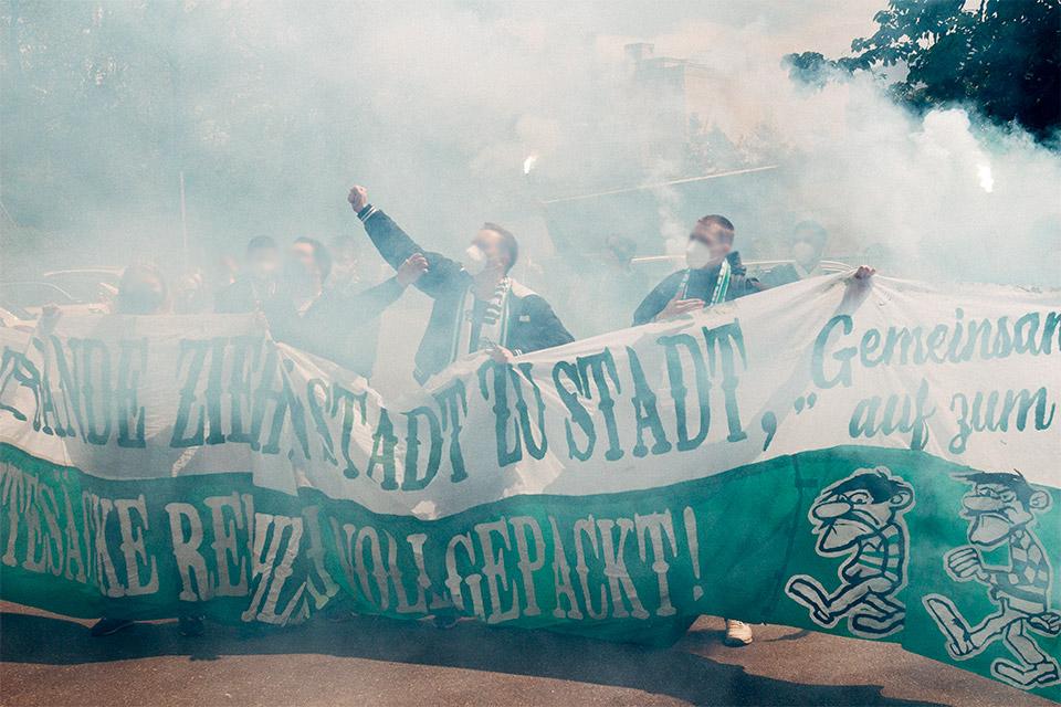Paderborn – SpVgg Fürth Teamabschied