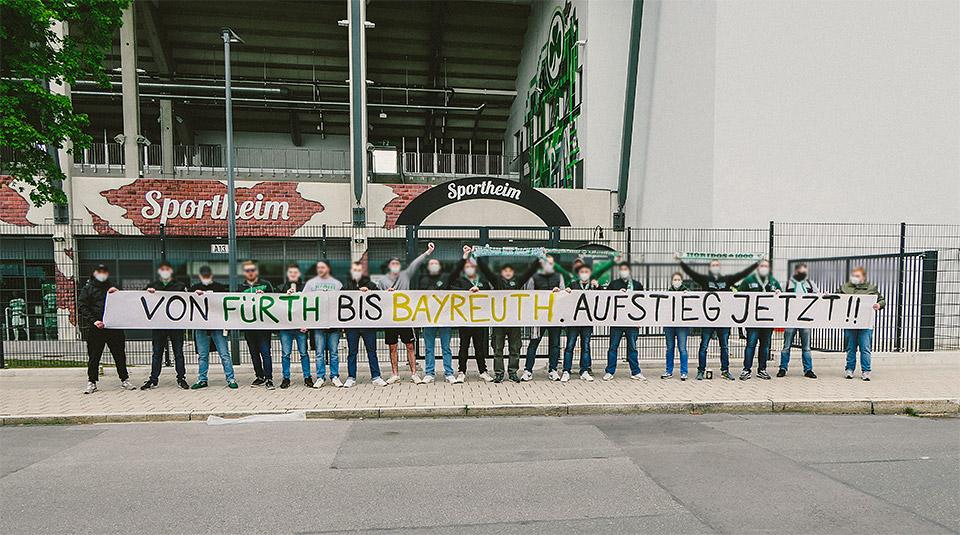 SpVgg Fürth – Düsseldorf Aufstieg