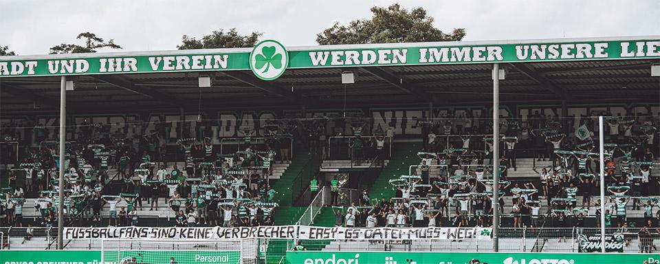 SpVgg Fürth – Bielefeld