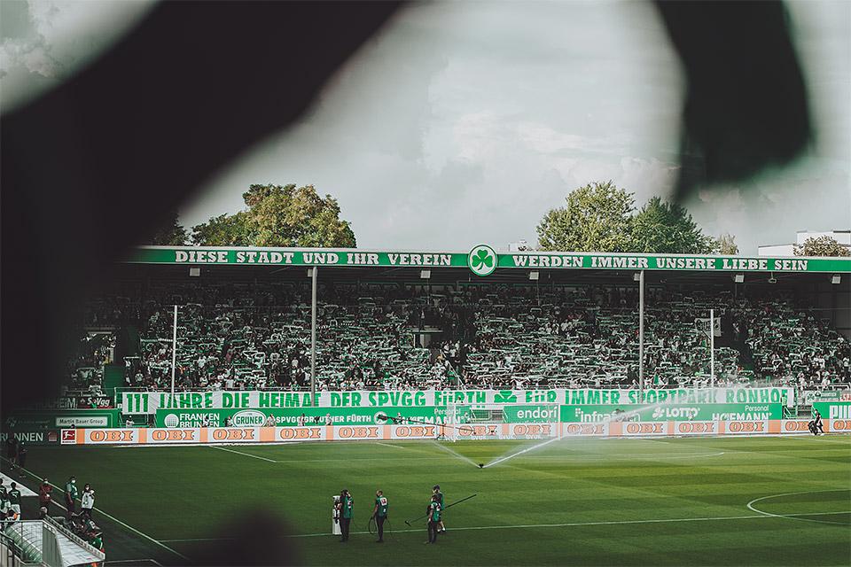 SpVgg Fürth – Wolfsburg