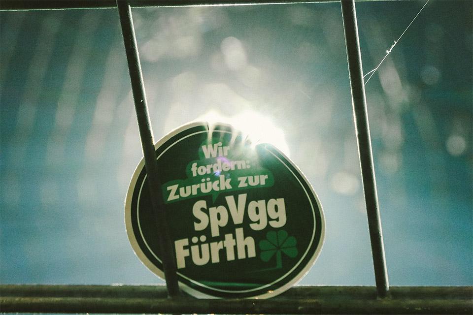 SpVgg Fürth – FC Bayern